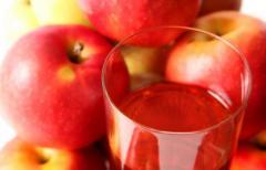 Concentrat of apple juice