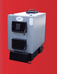 Boilers steel water-heating