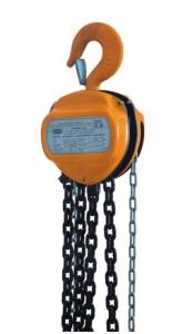 Wciągniki ręczne łańcuchowe