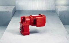 Gearboxes for electrical plants
