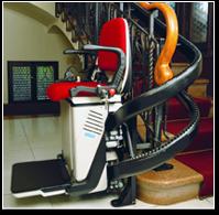 Krzesełka schodowe VIMEC typ V53