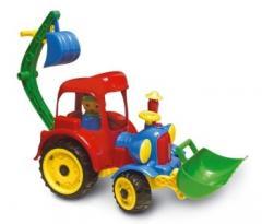 Traktor-koparka