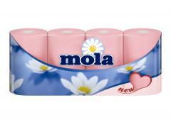 Papier toaletowy Mola - biały (8szt.)