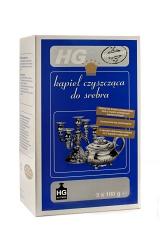 HG Kąpiel czyszcząca do srebra