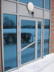 Drzwi i witryny aluminiowe