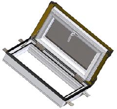 Okna dachowe Dobroplast Skylight Loft