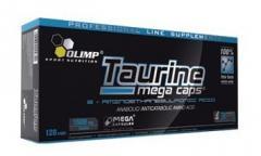 Taurine Mega Caps - 120 kaps blistry