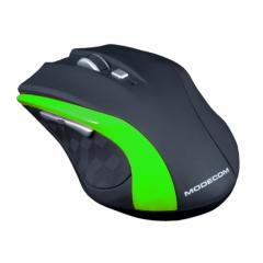 Bezprzewod. mysz optyczna Modecom MC-WM5 BLK-Green