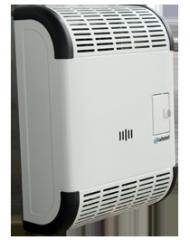 Gas air heaters