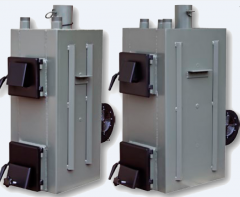 Boilers made of cast iron