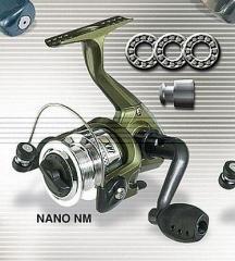 Kołowrotki Jaxon Nano NM