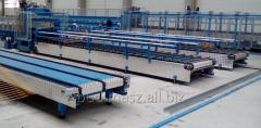 AUTOMATIC TRANSPORTER FOR METAL SHEETS