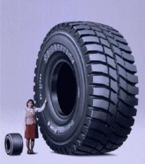 Rigit dump truck tyres