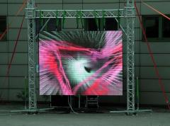 Ekrany mobilne LED