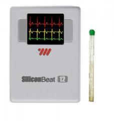 Holter recording monitoring ECG complexes