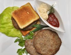 Kotlet hamburger