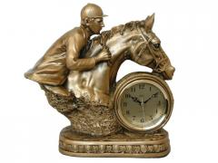 Zegar artystyczny z figurą Model 80186