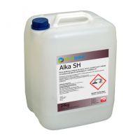 Silnie alkaliczny, nie pieniący preparat do mycia