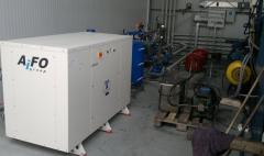 Chłodnictwo przemysłowe- instalacje