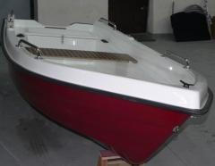 Łodzie wiosłowe łódka wędkarska