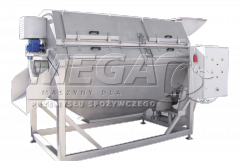 Machines for root-crops cleaning