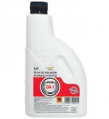 Płyn do układów hydraulicznych DA-1 0,5L
