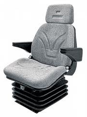 Siedzenie komfortowe pneumatyczne 12V
