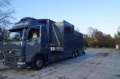 Samochód do transportu koni