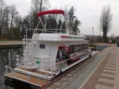 Łódź pasażerska, katamaran turystyczny, statek