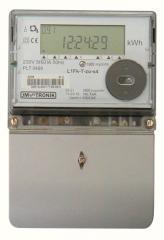 Jednofazowy licznik energii czynnej L1Fk