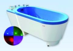 Equipment for hydrotherapy