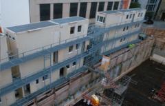 Budynki mobilne modułowe