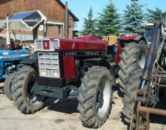 Ciągniki rolnicze