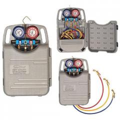 Zestaw manometrów CH-M72G-C R22, R407C