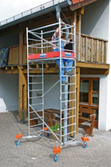Rusztowania aluminiowe ClimTec - Platforma 0,7m x