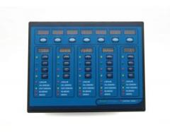Control panels of direct current
