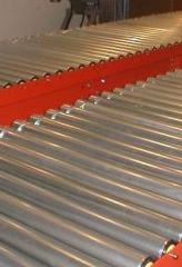 Transporters, roller conveyors, live rolls, piece