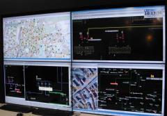 System sterowania i nadzoru sieci