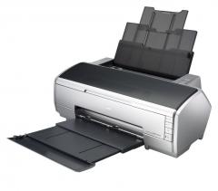 Digital graphic printers