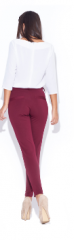Spodnie damskie materiałowe