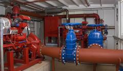 Zasuwy stosowane  w instalacjach przemysłowych i w