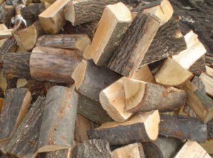 Technological firewood
