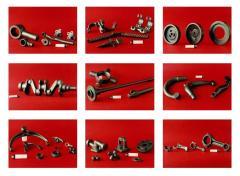 Low-alloy steel forgings