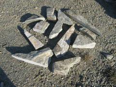 Kamień cięty w workach