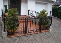 Furtka i ogrodzenia