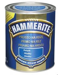 Farba do metalu Hammerite połysk 0,25l
