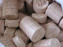Brykiety z biomasy