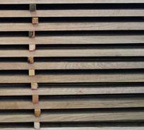 Planks terraced