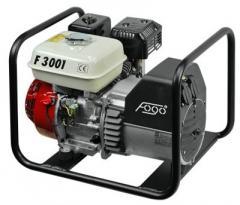 Agregat prądotwórczy Fogo F3001