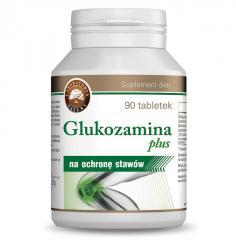Suplement diety Glukozamina plus 90 tabletek